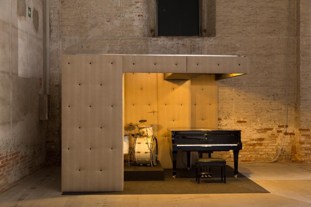 "Jason Moran in "" Art of Jazz: Form / Performance / Notes"""
