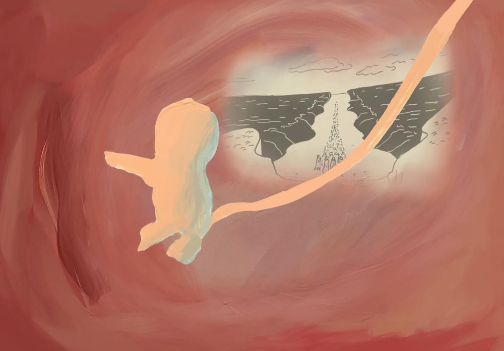 Tala Madani | One Escape at a Time | Seoul Mediacity Biennale