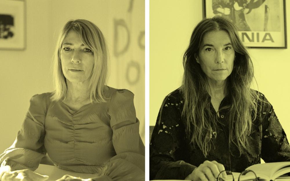 Lisa Spellman and Kim Gordon | Art Basel Podcast - Intersections #3
