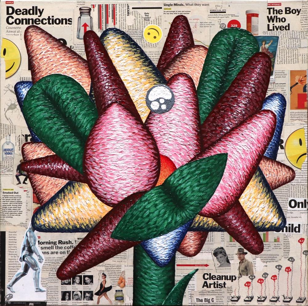 Apology Flower #1, Christian Butterfield, 2020