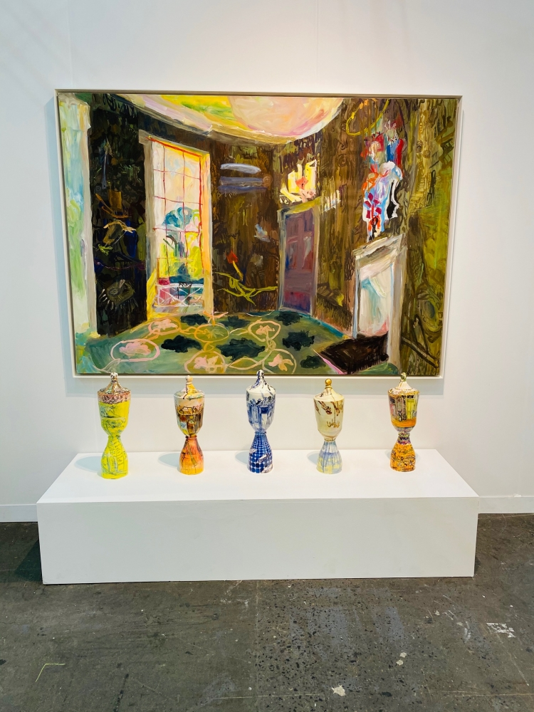 Locks Gallery at the Armory Show 2020