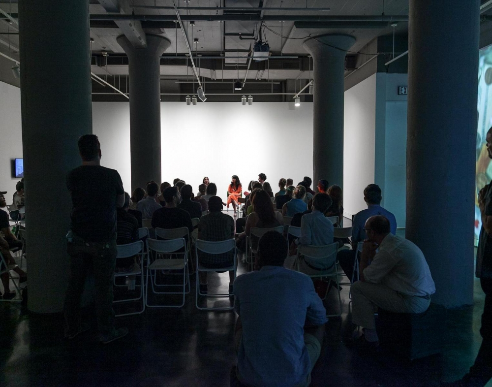 Video: Installation video of Nadia Hironaka and Matthew Suib's exhibition at Locks Dec 12, 2014