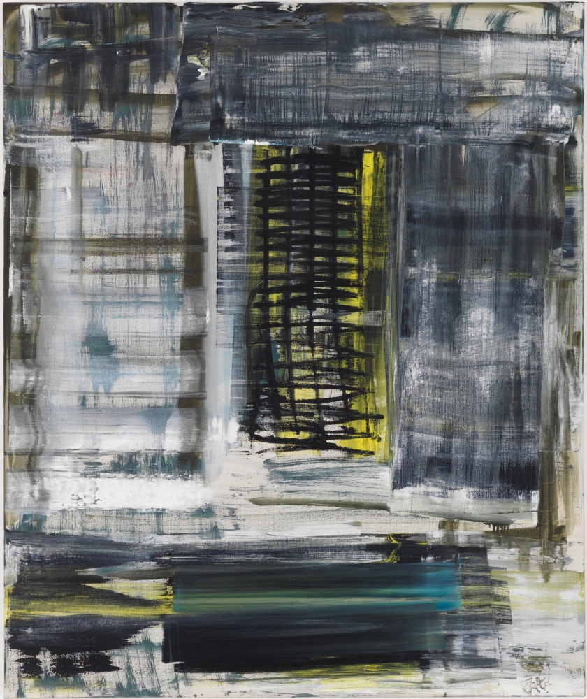 Louise Fishman acquired by the Pennsylvania Academy of the Fine Arts