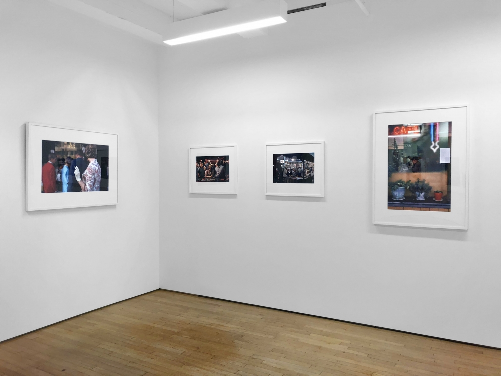 Fred Herzog, Modern Color