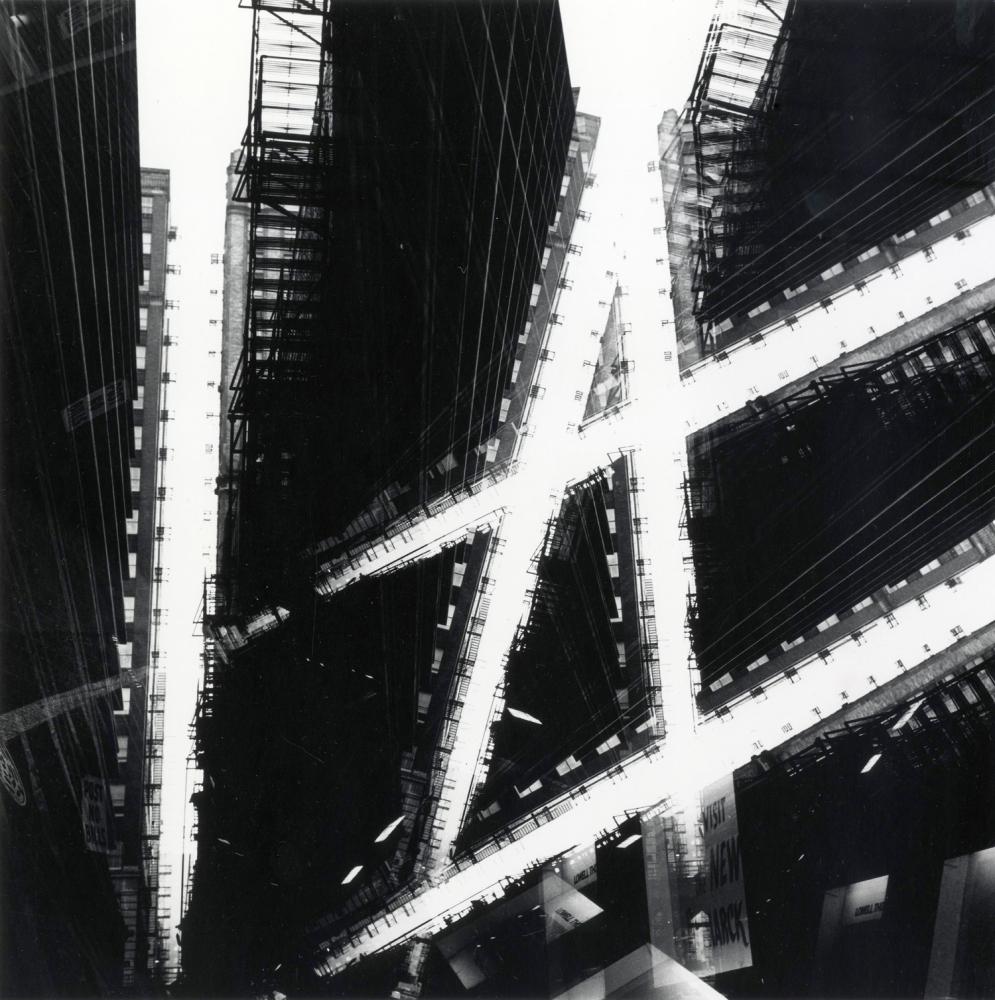 Ray Metzker, Chicago, 1957