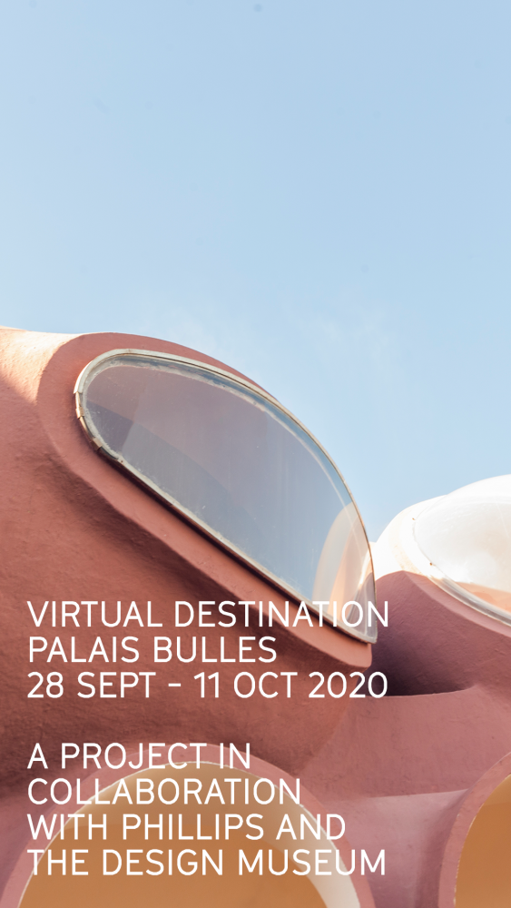 ADN Galeria in NOMAD Virtual Destination