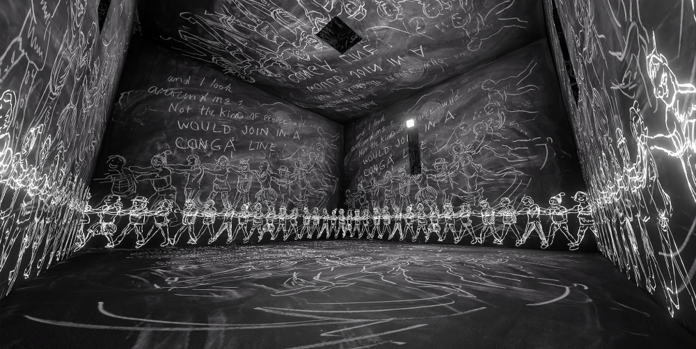 Laurie Anderson In-Depth at the Hirshhorn