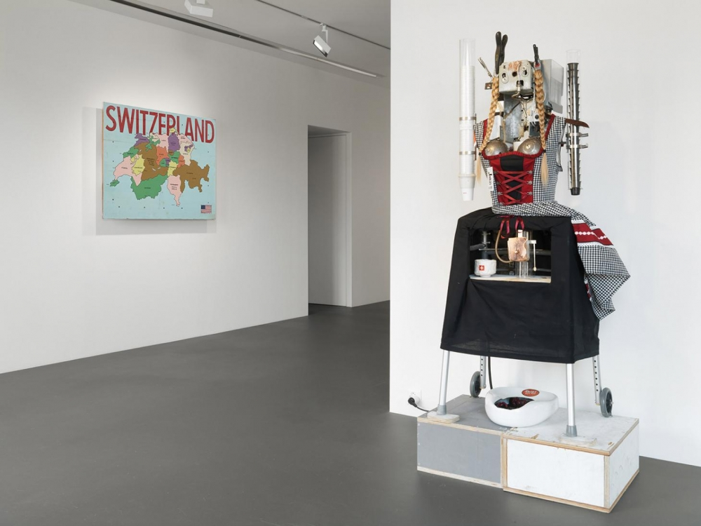 Tom Sachs on Switzerland, LSD, and the cult of organisation