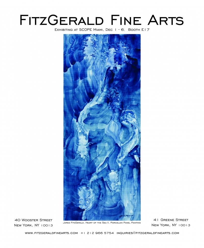 Art in America November 2015 FitzGerald Fine Arts