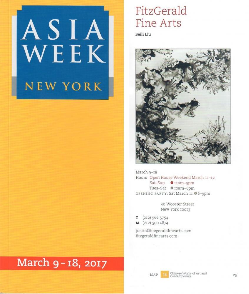 Asia Week New York 2017 Catalogue