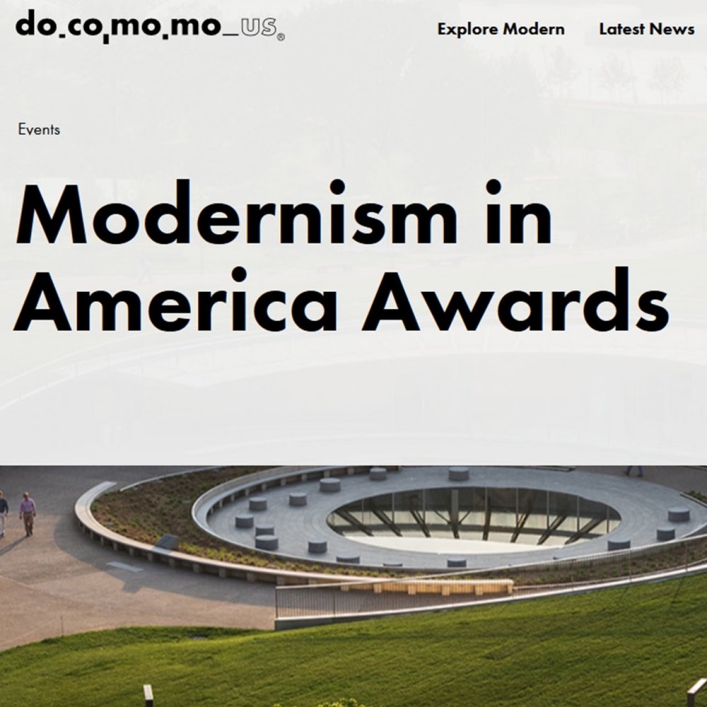 MODERNISM IN AMERICA AWARDS
