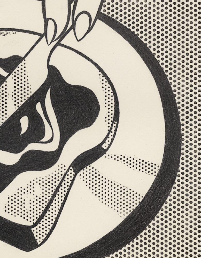 Roy Lichtenstein 1961-63