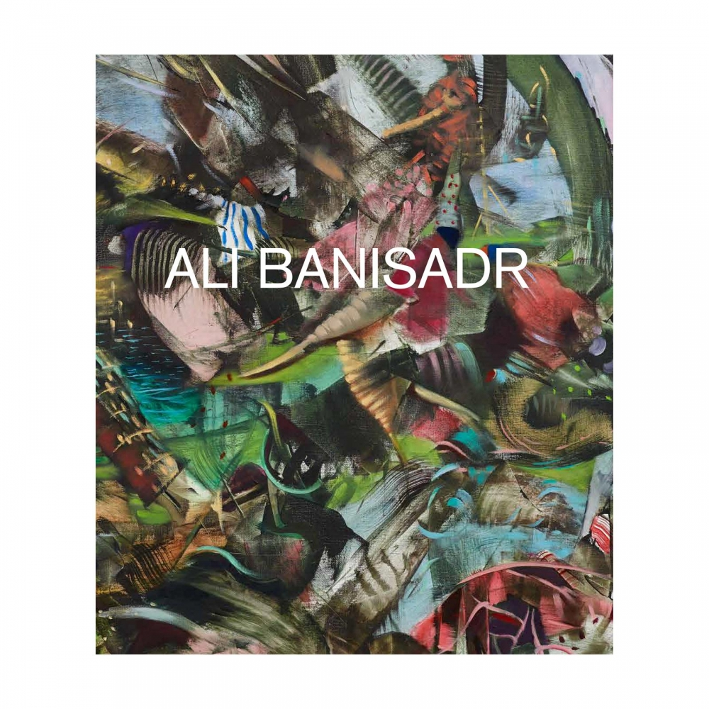 "Ali Banisadr: ""Motherboard"""