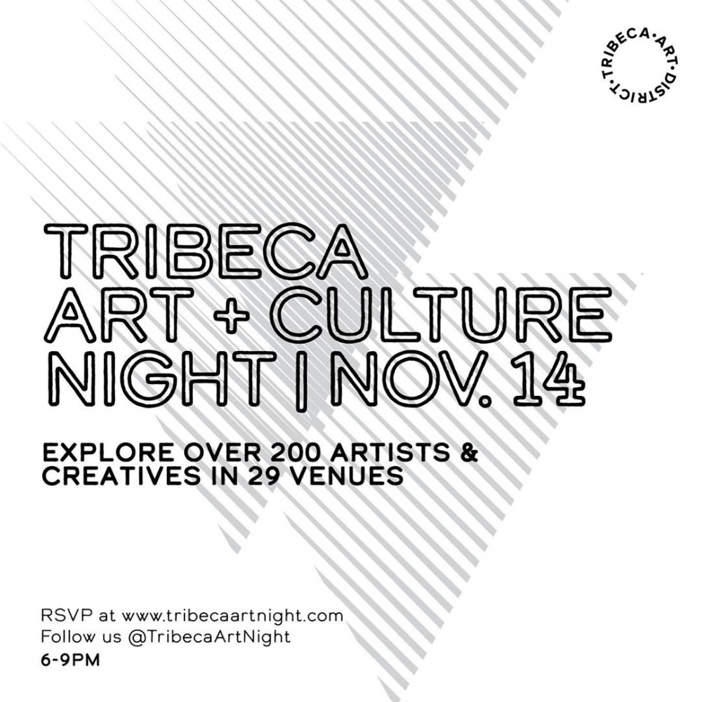 Tribeca Art+Culture Night : 12th Edition