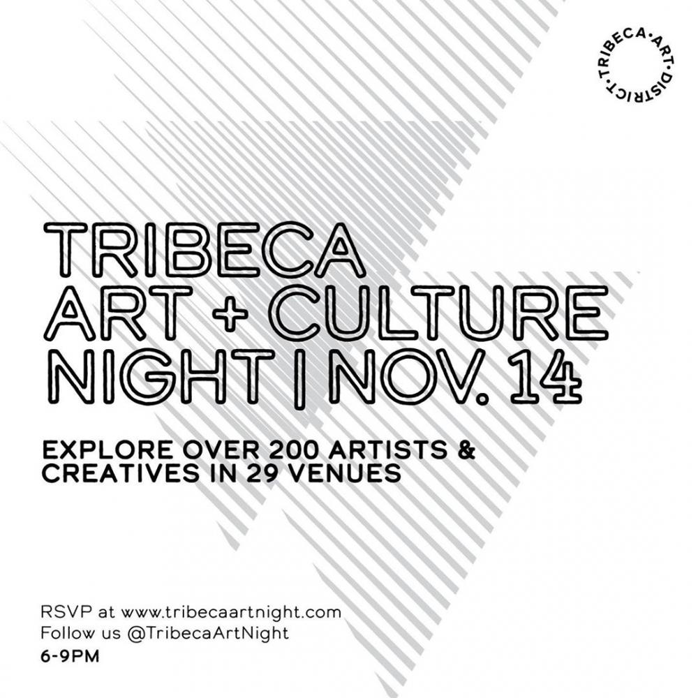Tribeca Art+Culture Night : 12th Edition