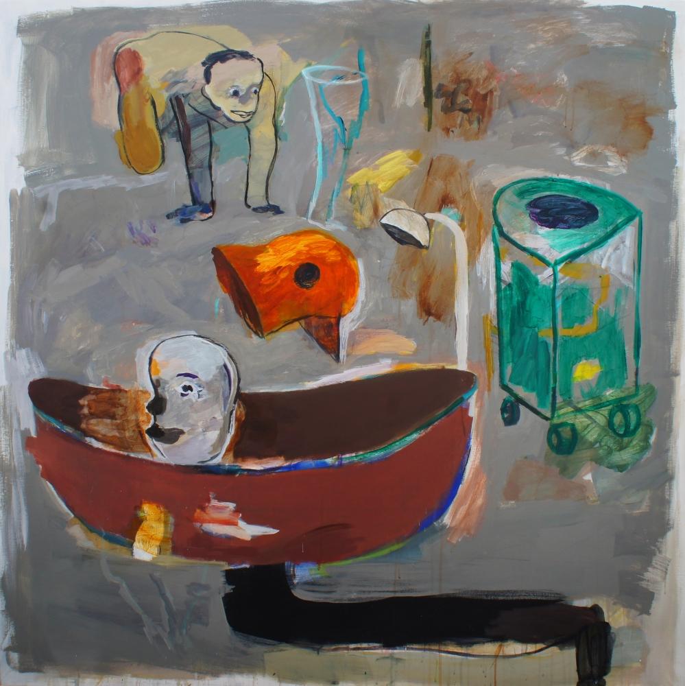 In The Studio: Ali Kaaf and Yasser Safi