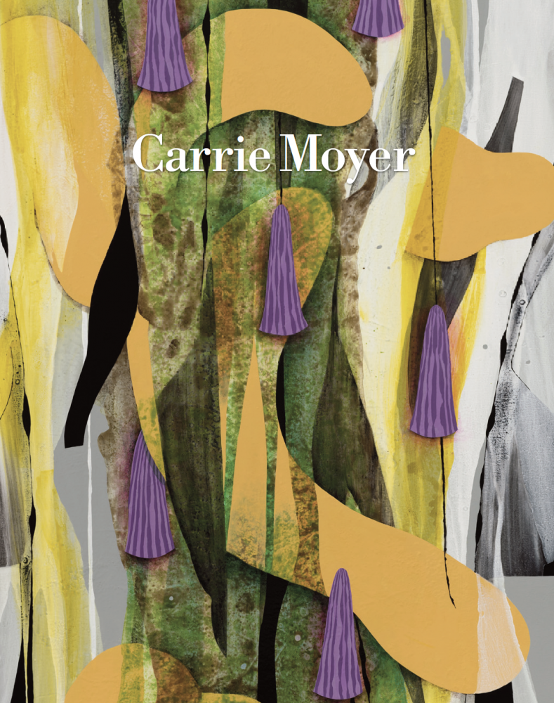 Carrie Moyer: Analog Time