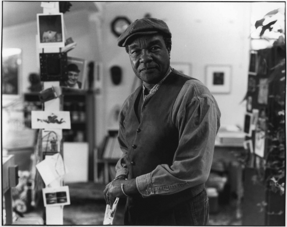 David Driskell: Memories of Romare Bearden