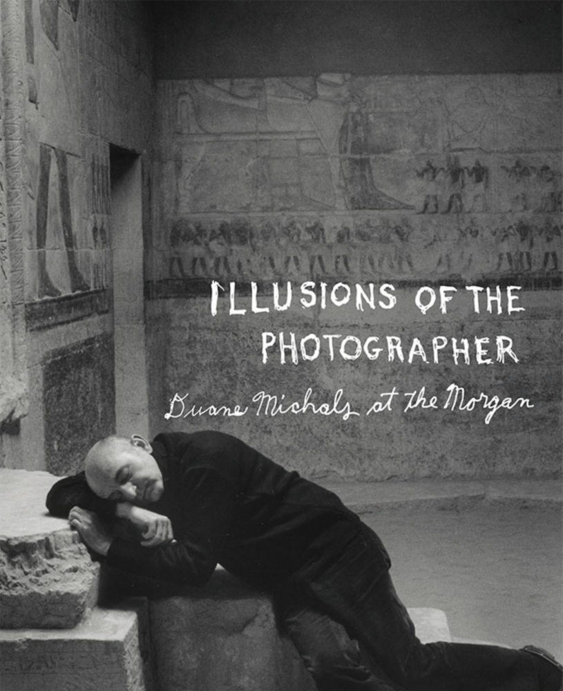 Illusions of the Photographer: Duane Michals at the Morgan