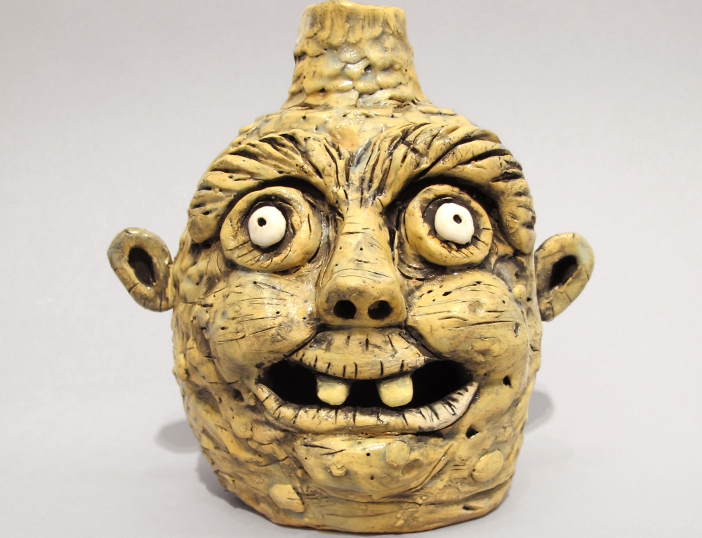 Rebecca Morgan ceramic jug