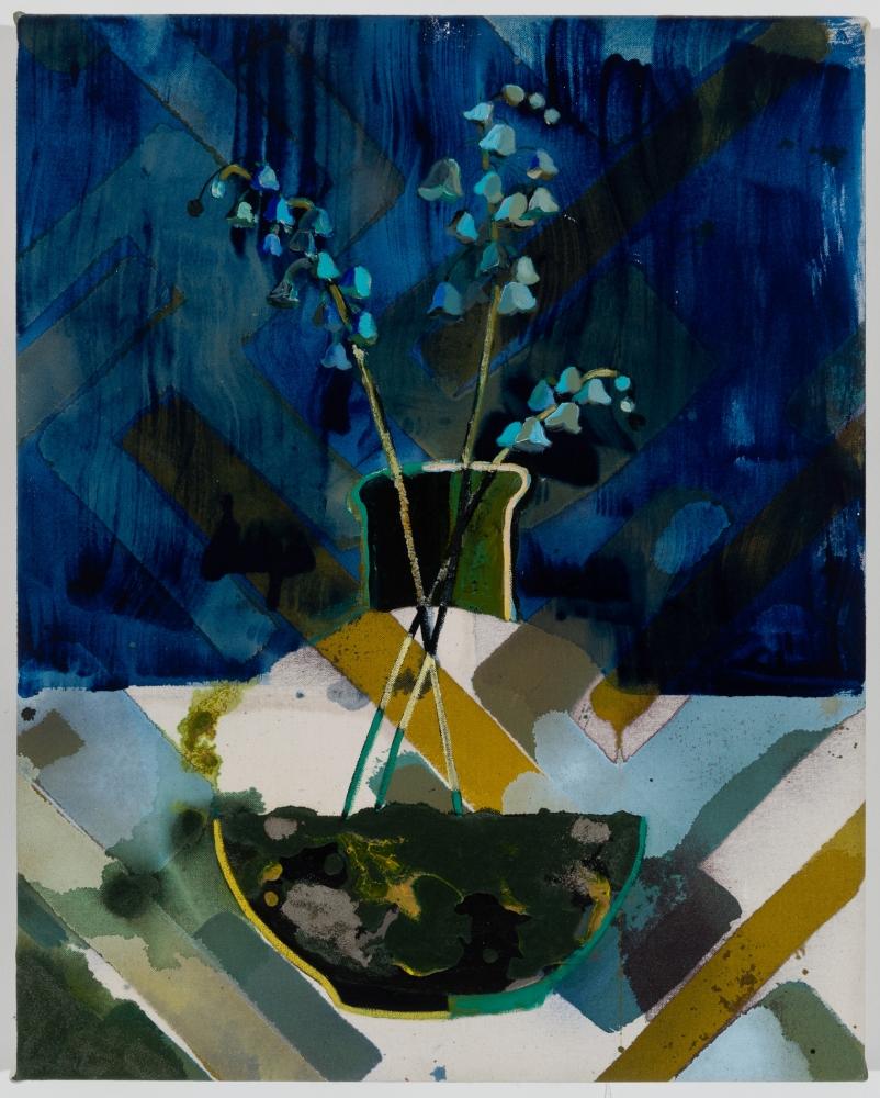 Angelina Gualdoni painting