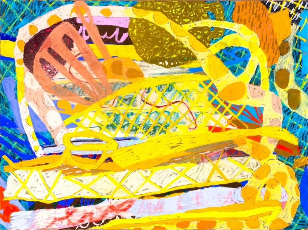 Pastel by Carolyn Case