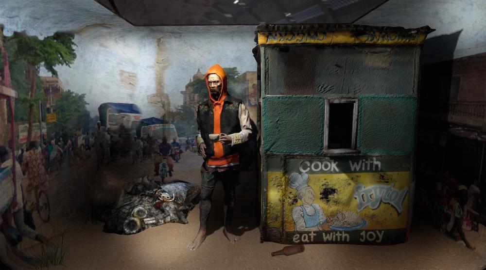 Virtual Reality still image by Jasper de Beijer