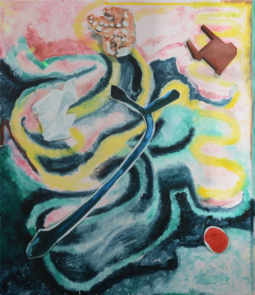Marjolijn de Wit painting