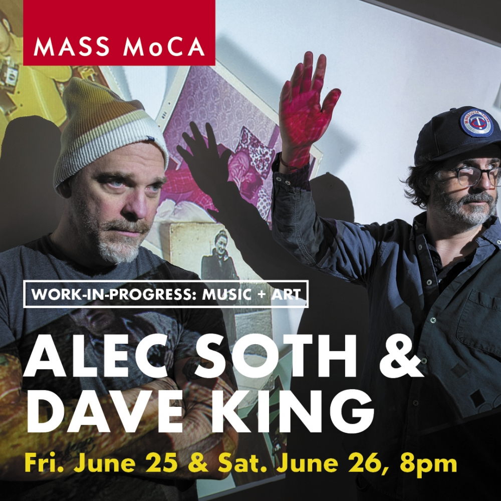 Alec Soth in The Palms - Alec Soth and Dave King