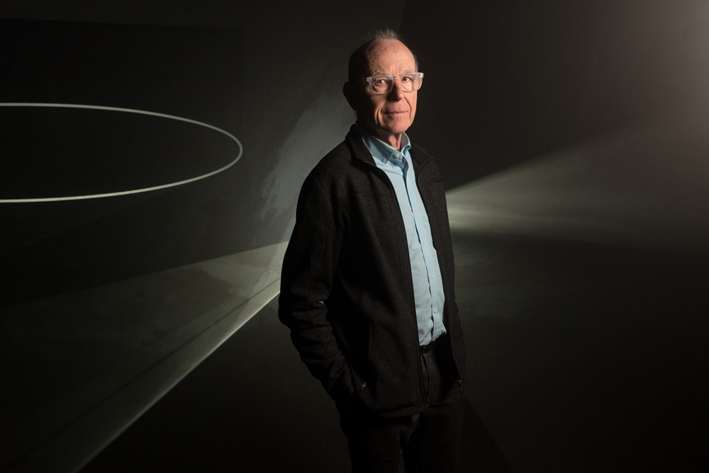 Anthony McCall in at home: Artists in Conversation | Anthony McCall