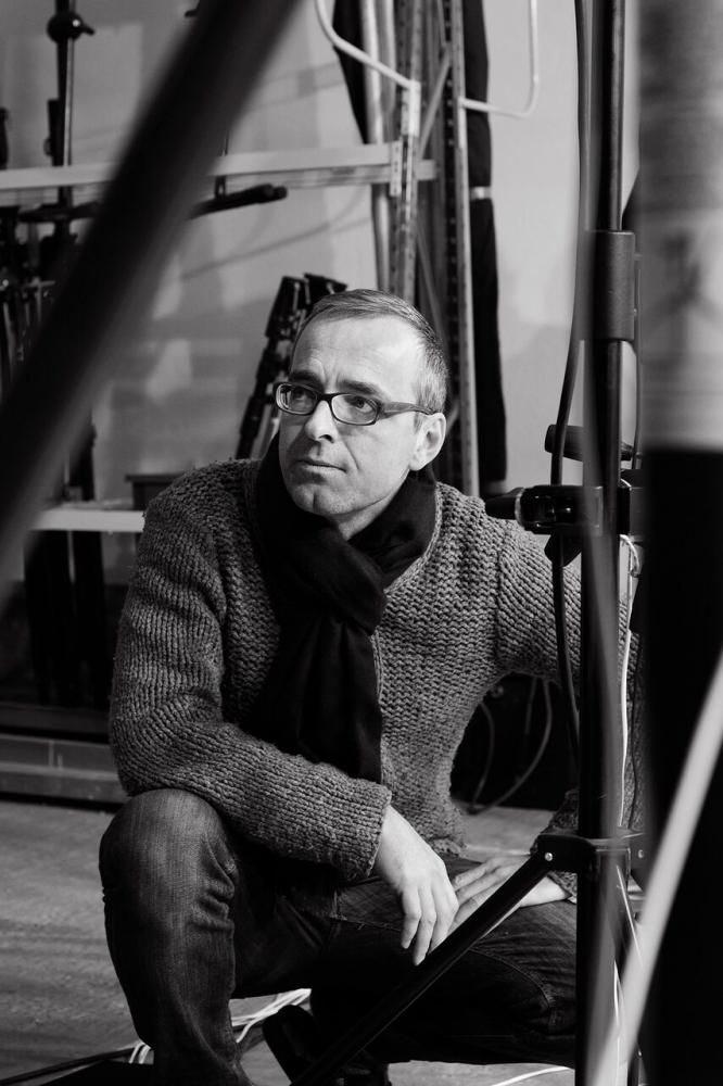 David Claerbout in Artist Talk: David Claerbout