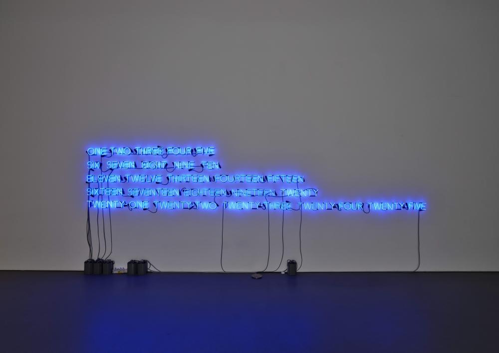 Joseph Kosuth in APMA, CHAPTER THREE