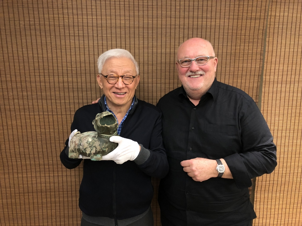 Collect Wisely Podcast #16 - Robert Tsao