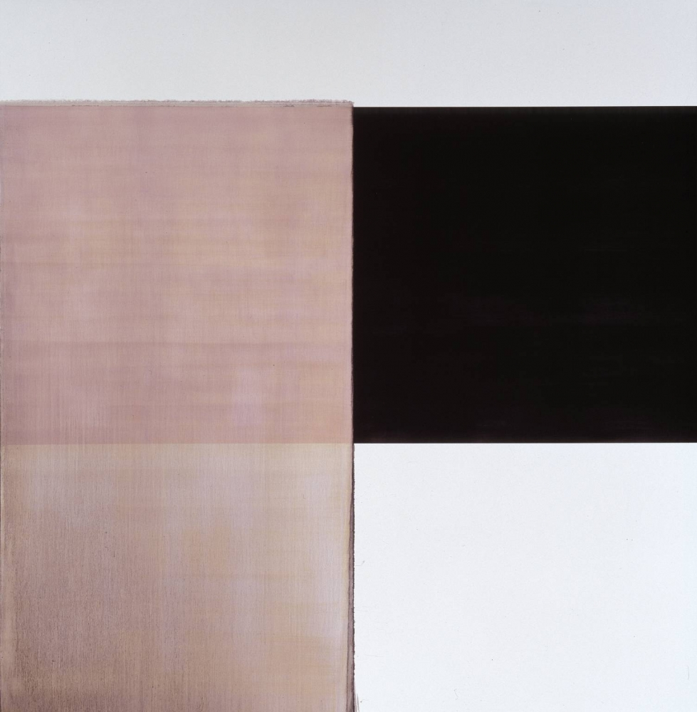 Callum Innes in A Very Special Place: Ikon in the 1990s