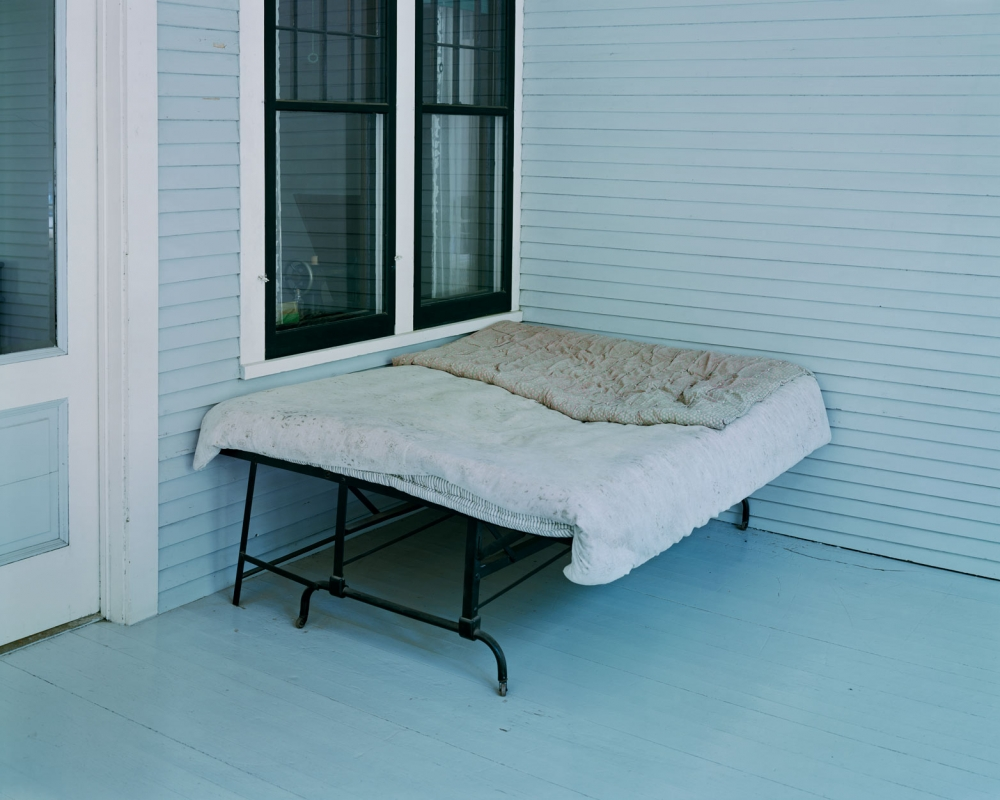 Alec Soth in Sleeping by the Mississippi