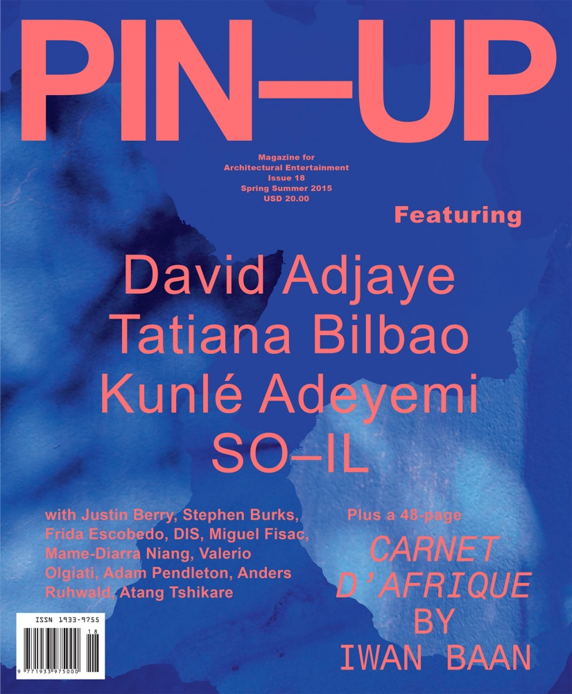 Pin-Up Magazine features Pierre Paulin