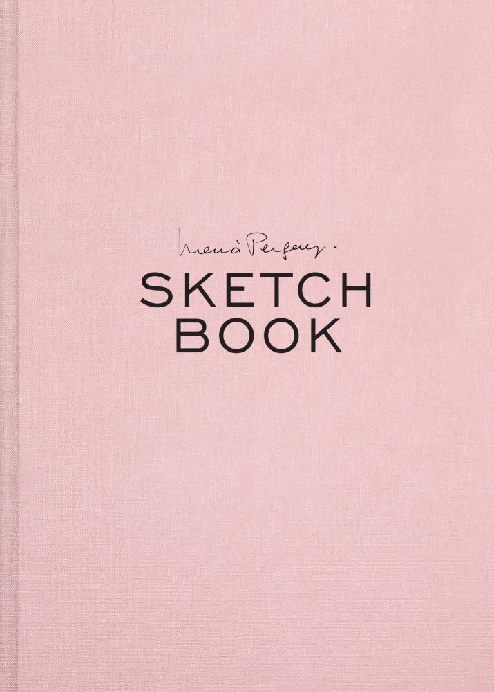 Maria Pergay: Sketchbook