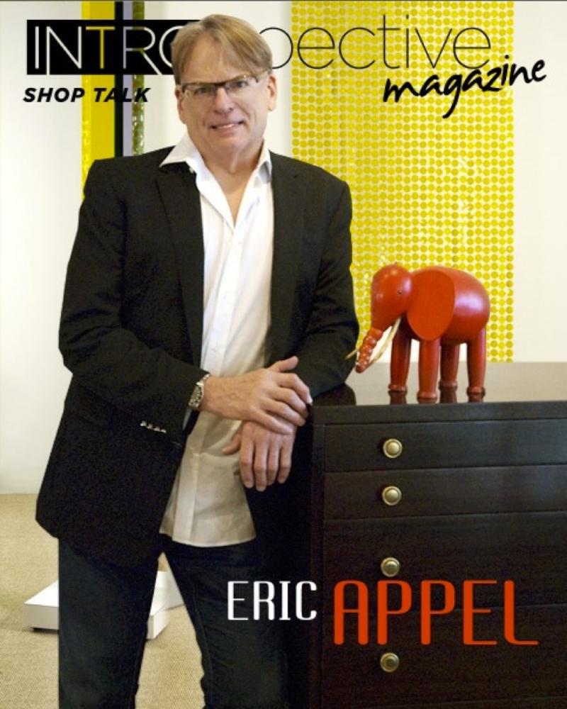 Eric Appel 1stDibs Introspective Magazine Shop Talk