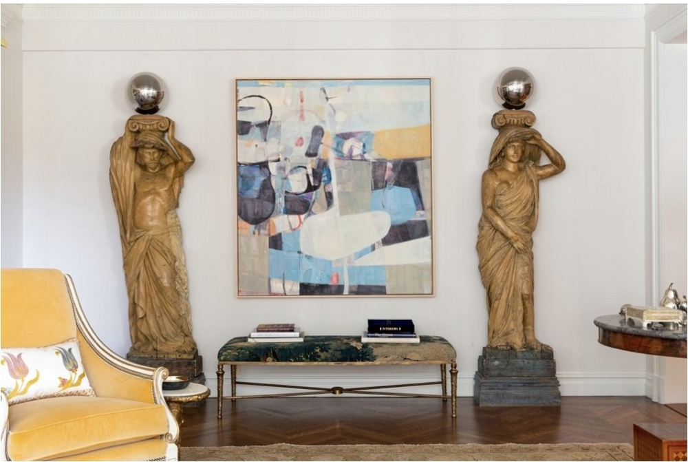 Robert Szot Featured in Architectural Digest