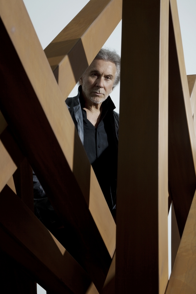 Bernar Venet biography