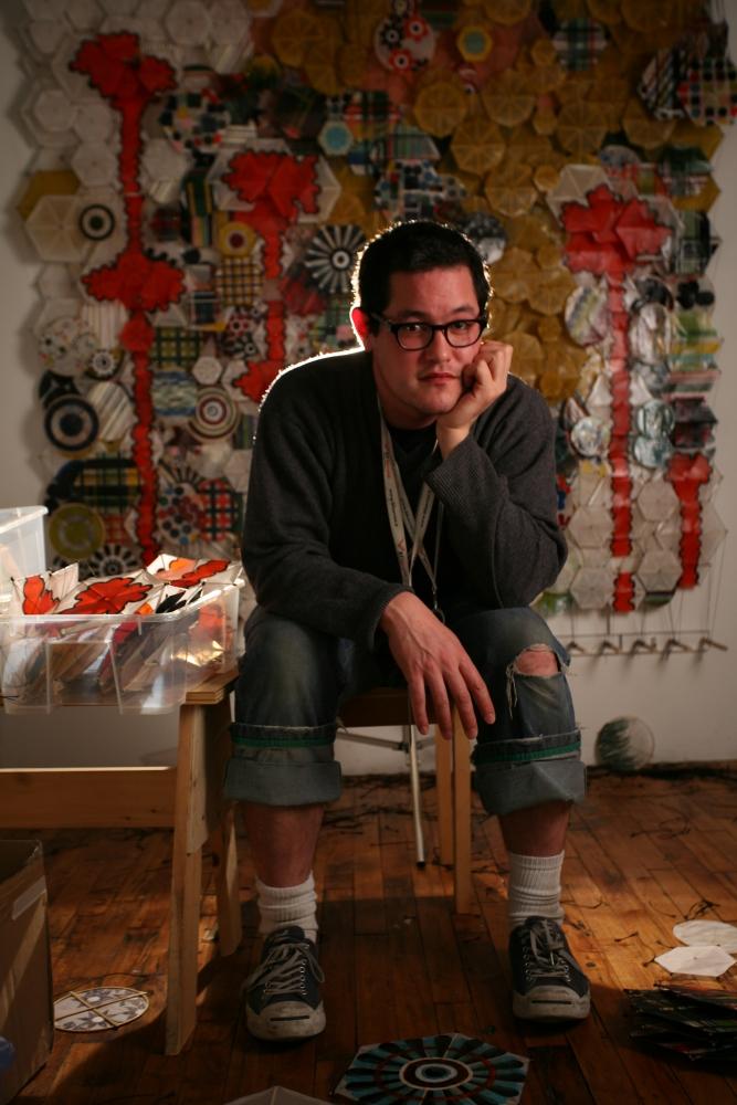 Jacob Hashimoto biography