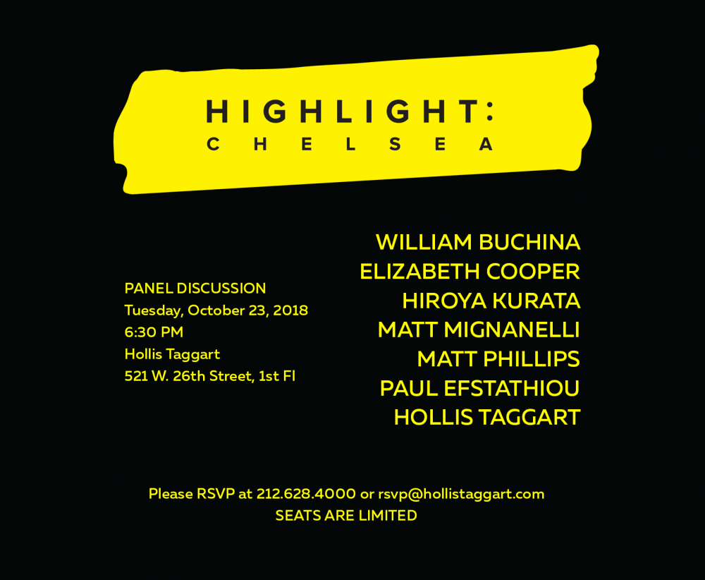 Highlight: Chelsea Panel Discussion