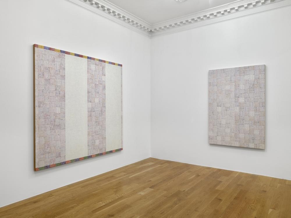 McArthur Binion White:Work
