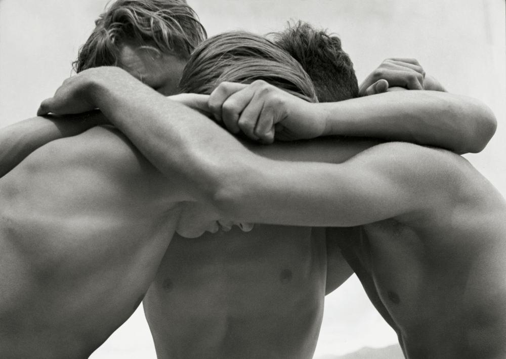 Herbert List -- Homoerotic Male Nudes and Still Lifes by Balasz Takac (Widewalls)