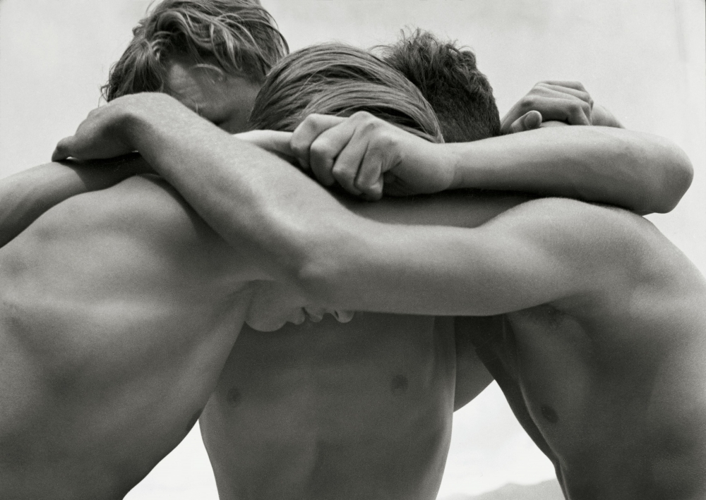 "Herbert List -- ""Young Men & Still Lifes"" by Larry Armstrong Kizzee (Flaunt)"