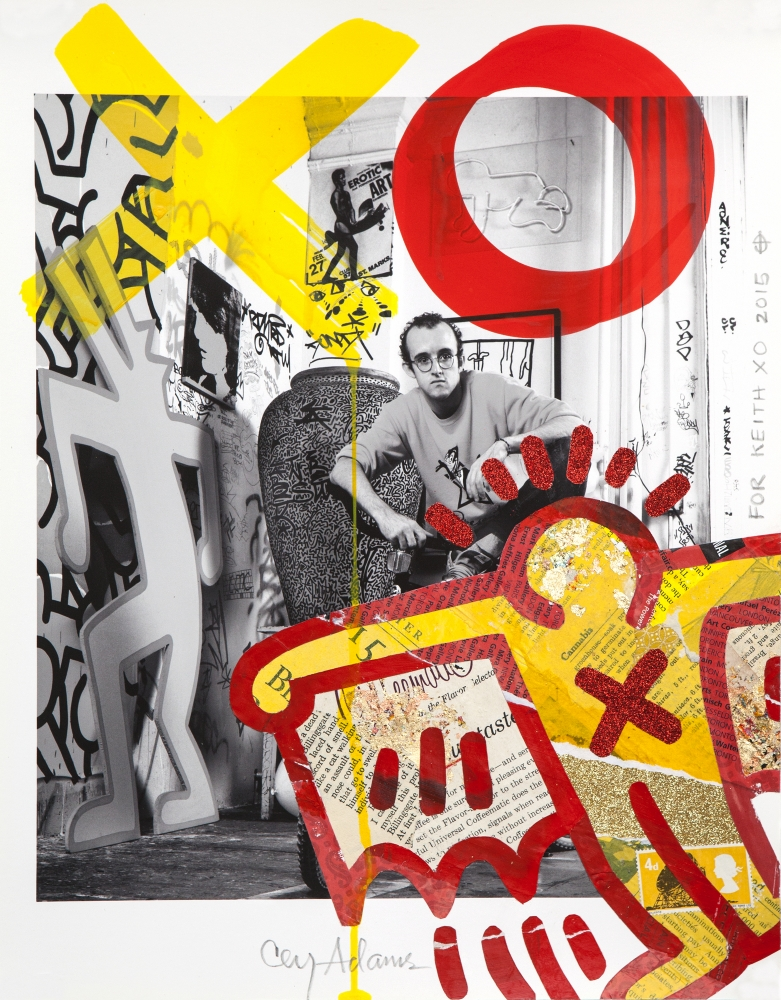 Janette Beckman - In new exhibit and book, a mash-up of graffiti and hip-hop (KCRW, Press Play - Podcast) with Duarte Geraldino