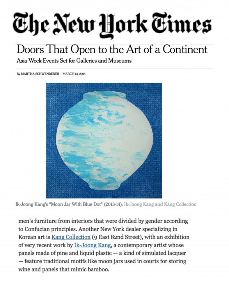 The New York Times: Art and Design
