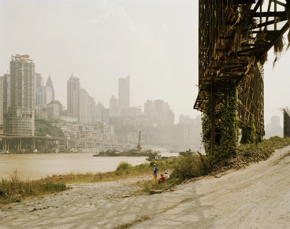 Nadav Kander featured in The New Yorker