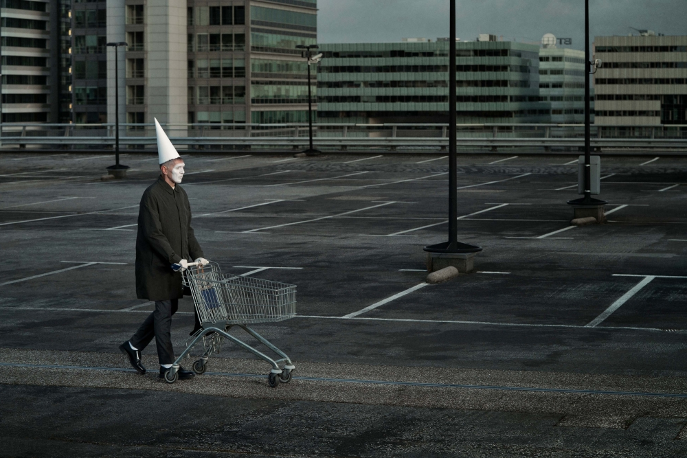 "Erwin Olaf's New Series, ""April Fool"""