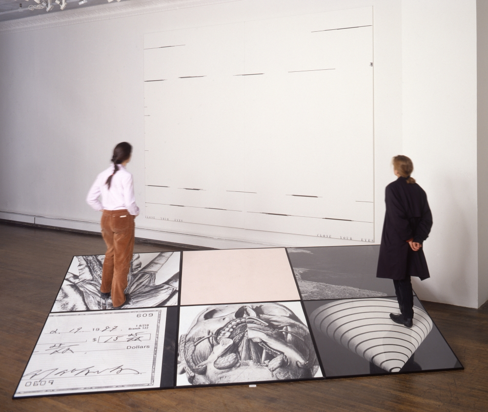 Da Vinci to Duchamp: Arakawa's Archival Sources of Inspiration